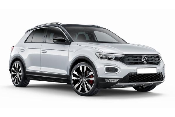 Varioboden hoch Kofferraumwanne für VW T-Roc 2017