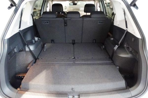Original TFS passgenaue Kofferraumwanne Schutz Matte für Seat Tarraco ab 2018