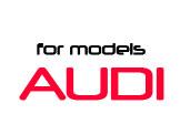Audi A3 Fußmatten mit logo