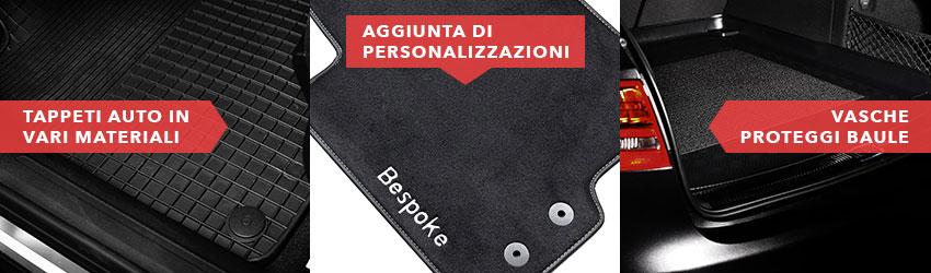 Tappetini ALFA ROMEO